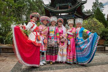 Girls of Lijiang