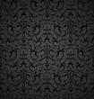 Seamless royal decorative wallpaper