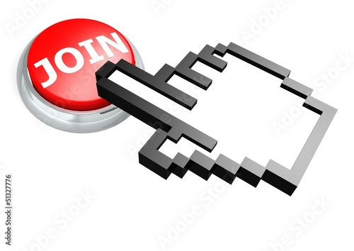Join button with hand cursor