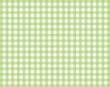 Tischdeckenmuster Hellgrün Weiß