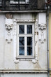Jugendstildetail an einem Haus in Detmold