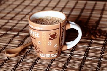 Заваренный кофе