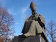 Primate Wyszynski monument in Warsaw
