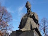 Fototapety Primate Wyszynski monument in Warsaw