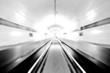 Alter Elbtunnel Hamburg - Tunnelblick