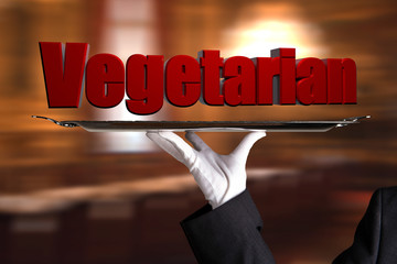 Vegetarian food is healthy food