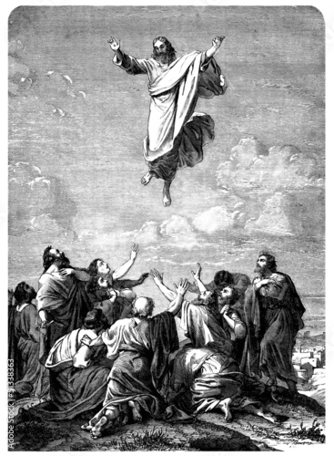 Christian Scene : The Ascension