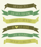 Earth Day Banners Collection
