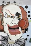 Crazy clown - 51343946