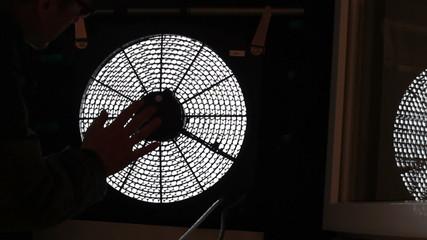 Blower Door Ventilator