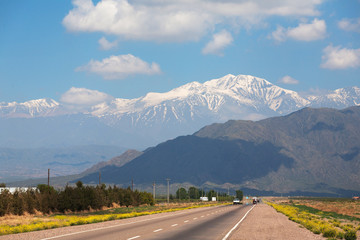 Mount Akankagua, Argentina