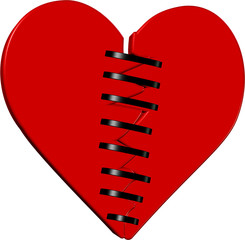 Dikilen Kalp onarım love