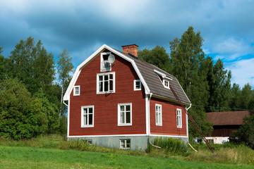 Maison Campagne Suedoise 3