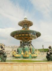 Fontana Place de la Concorde