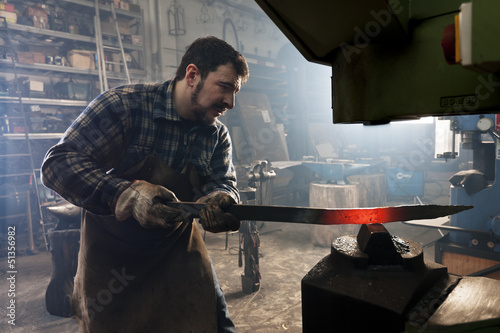 metal worker artisan