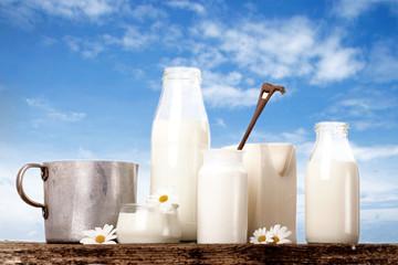 himmlisch frische Milch