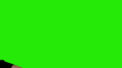 Film Slate with Clipping Path (clapper)