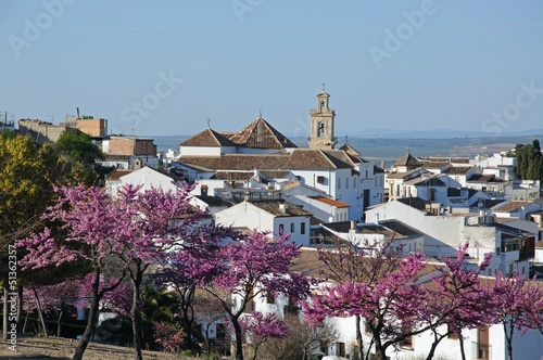 White town, Antequera, Andalusia © Arena Photo UK