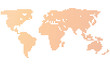 Squares Worldmap