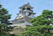 Donjon du château de Kôchi, Shikoku