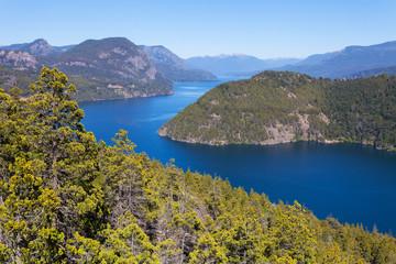 Lake Locar, Patagonia, Argentina