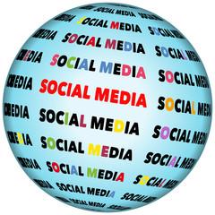 social media icon,vector