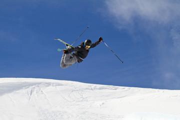 Esquí acrobático