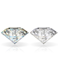 deux diamants