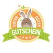 Oster-Button: Oster-Gutschein