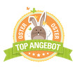 Oster-Button: Top Angebot