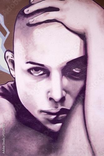 Bald Woman - 51367102