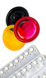 birth control pills and condoms