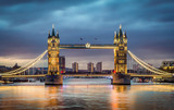 Tower bridge sunset - 51369155