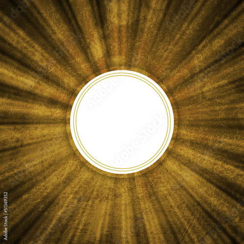 grunge rays background