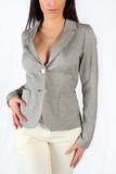 giacca da donna nera