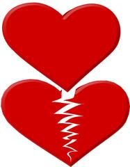 Kalbini kırmak