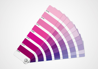 Pantonier violet
