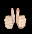 happy finger