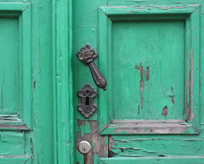 Door handle 6