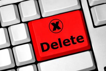 Tastone delete