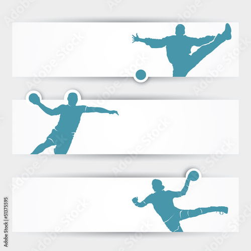 Handball headers