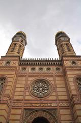 Große Synagoge in Budapest