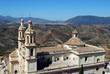 Church and mountains, Olvera, Andalusia © Arena Photo UK