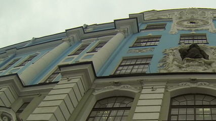 Nakhimov school in St. Petersburg