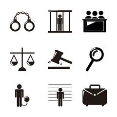jail icons