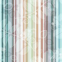 Seamless striped grunge pattern