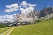 Fototapeten,dolomite,berg,hütte,sommer