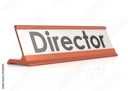 Director table tag