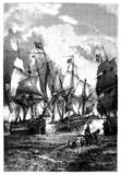Naval Battle - Victorious Ship