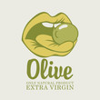 Olive in the language of the mouth